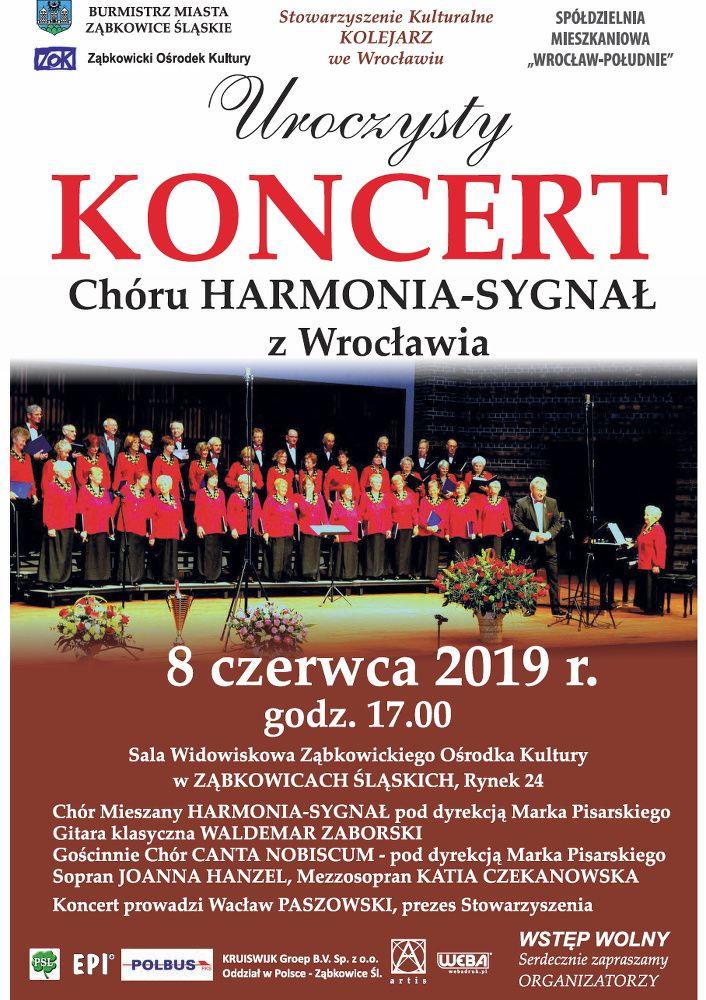 koncert w Ząbkowicach Śląskich - blog niechZagrają