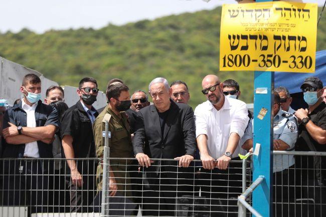 Monte Meron, Israel, tragedia, Monte Meron, Israel, Benjamin Netanyahu, Salon24