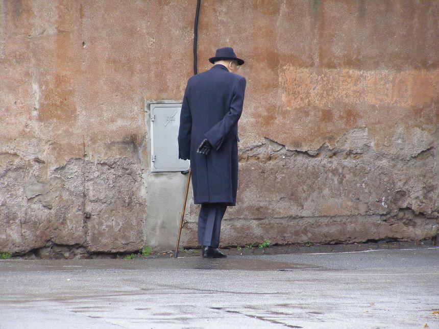 Dwa Albo I Trzy Wiersze O Starości Blog Strof