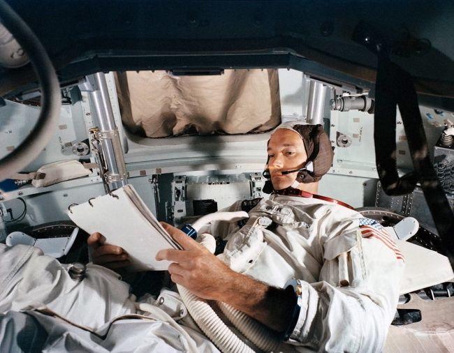 collins, apollo11, vuelo a la luna, salon24