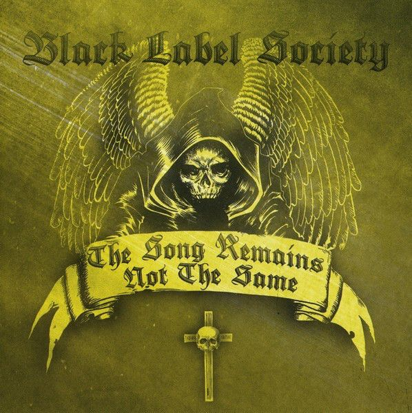Black Label Society: The Song Remains Not the Same (2011) - Recenzja