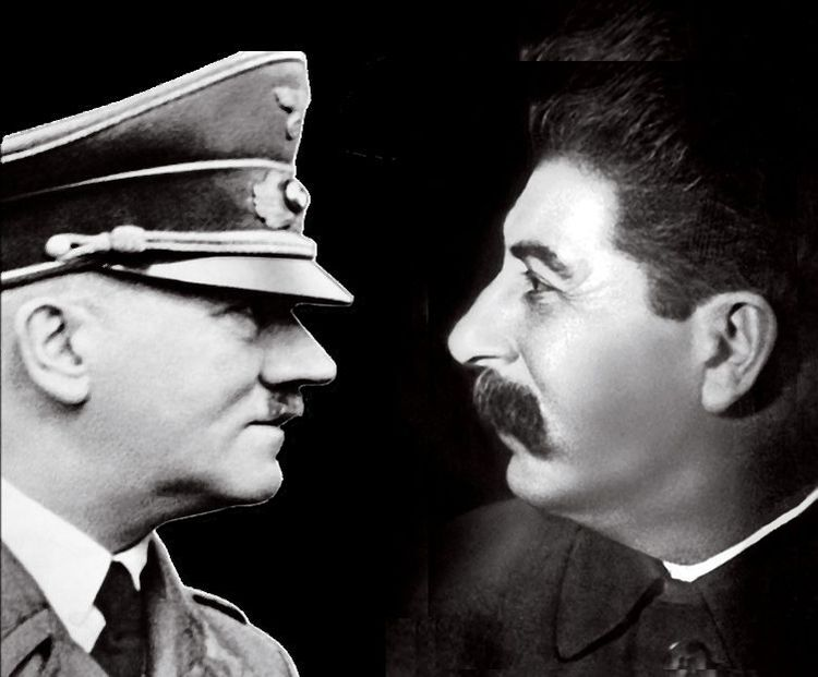 Hitler vs Stalin, JC