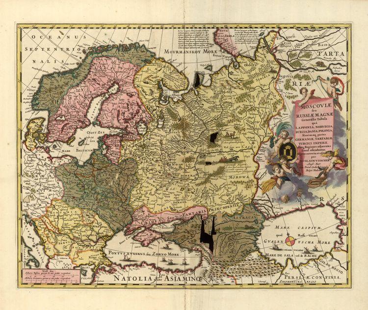 Polska Formalnie Od Morza Do Morza Do 17 Sierpnia 1649 Roku Blog
