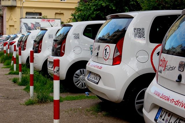 Carsharing to część filozofii Smart City 3.0