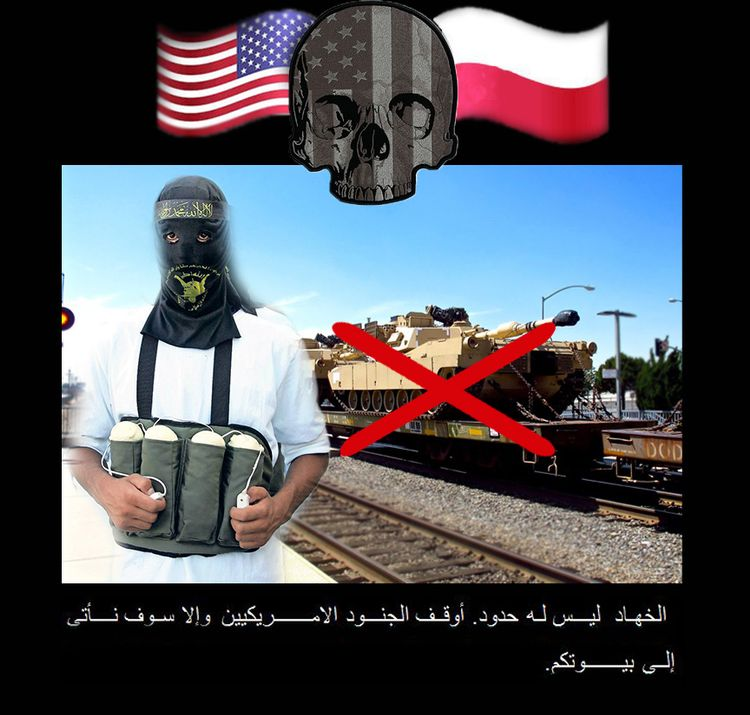 ISIS szykuje atak na Polskę!