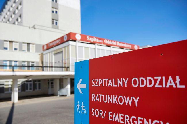 coronavirus, hospital of st. Wojciech, Gdańsk, Zaspa