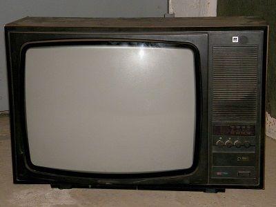 Pierwiastek kwadratowy z telewizora