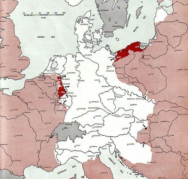 Wojna 1 4 1945