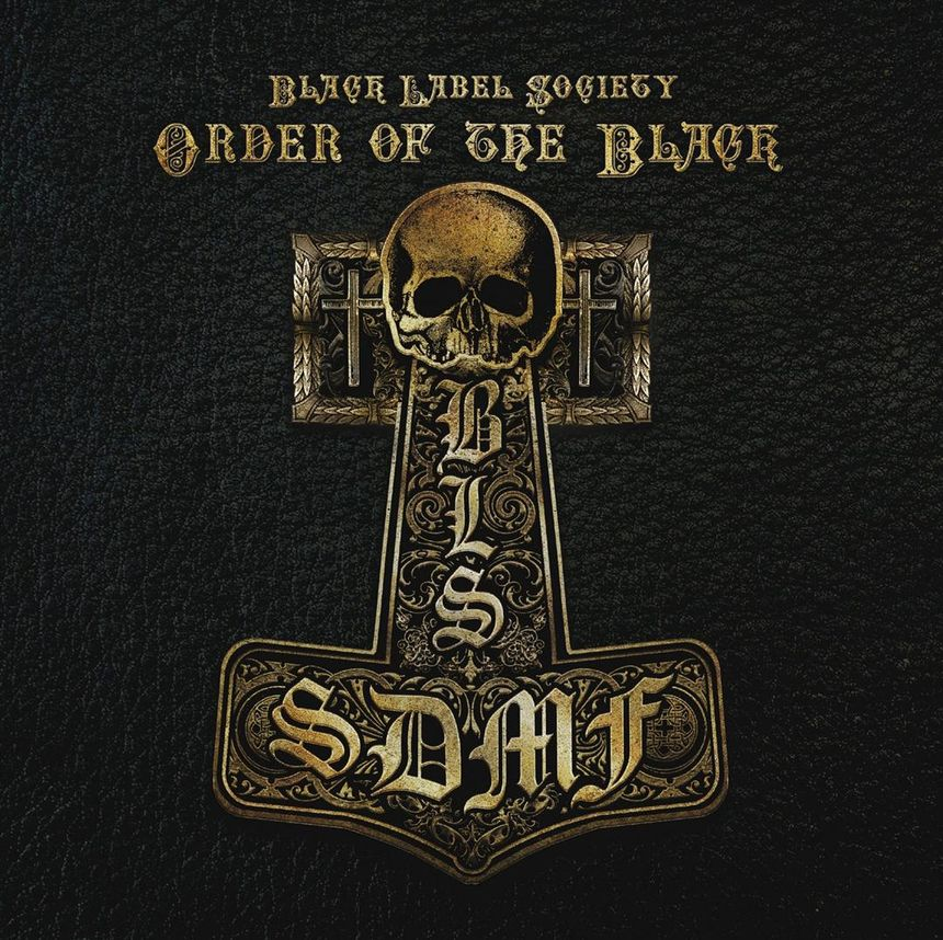 Black Label Society: Order of the Black (2010) - Recenzja
