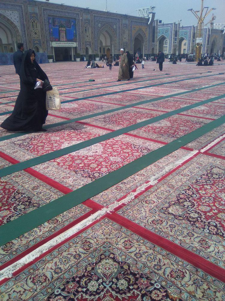 W świątyni W Iranie 2 Blog Lida Mamourian