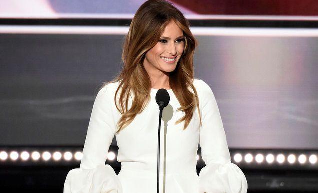 a8717a037fe Melania Trump - kim jest nowa Pierwsza Dama Ameryki? - blog Salon24 ...