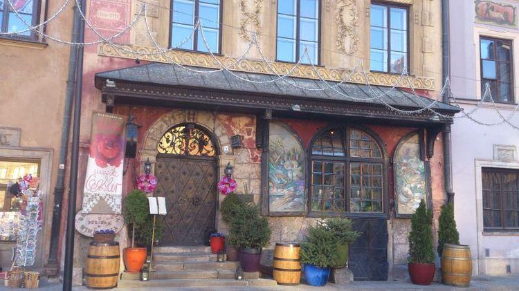 U Fukiera: Gessler + Restauracja = Niekiedy Nieszczęście