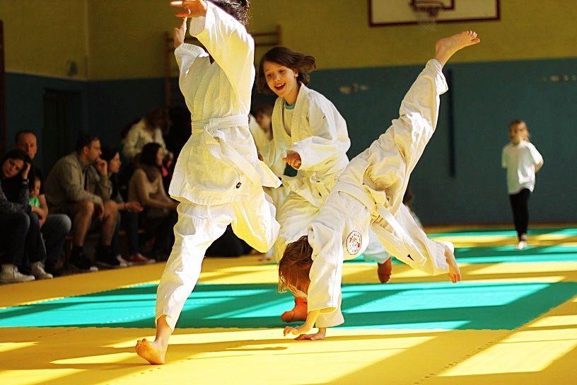 19109ca35966 Dlaczego warto zapisać dziecko na judo – osobiste przemyślenia po ...